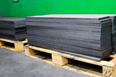 Graphite mineral raw material characteristics